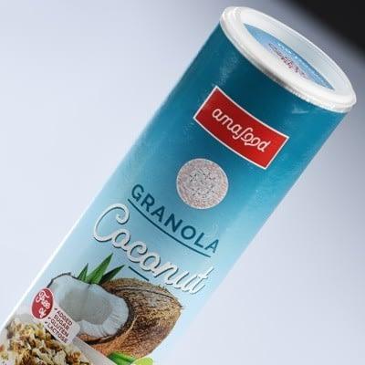 Granola Amafood Coconut 300g